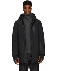 Mackage - Black Chano Powder-touch Down Jacket - Lyst