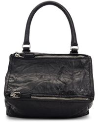 Givenchy - Black Small Pandora Bag - Lyst