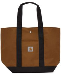 Carhartt WIP - Brown Simple Tote - Lyst