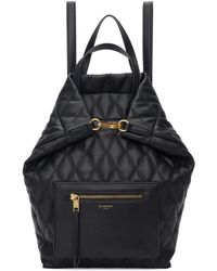 Givenchy - Black Small Duo Backpack - Lyst