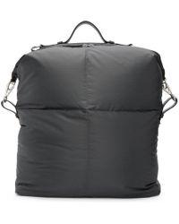 Jil Sander - Grey North South Tread Backpack - Lyst