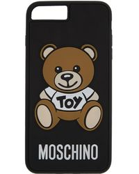 Moschino - Black Toy Teddy Bear Iphone 7/8 Case - Lyst