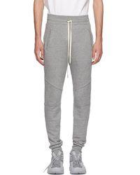 John Elliott - Grey Escobar Lounge Pants - Lyst