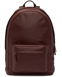 PB 0110 - Burgundy Large Ca 6 Backpack - Lyst