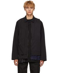 Cottweiler - Black Cave Shirt Jacket - Lyst