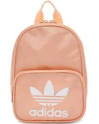 adidas Originals - Pink Mini Santiago Backpack - Lyst