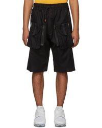 Nike - Black Acg Deploy Shorts - Lyst
