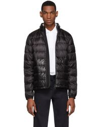 Moncler - Black Down Aimar Jacket - Lyst