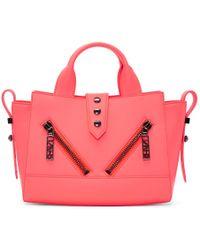 KENZO - Pink Mini Kalifornia Bag - Lyst