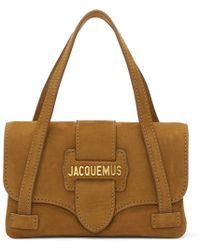 Jacquemus - Foldover Mini Handbag - Lyst