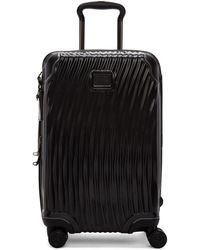 Tumi - Black Latitude International Carry-on Suitcase - Lyst