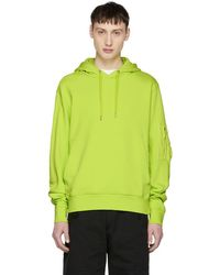 Tim Coppens - Yellow Marking Equipment Hoodie - Lyst