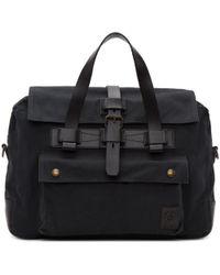 Belstaff - Black Colonial Briefcase - Lyst