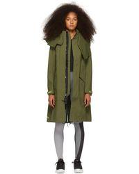 Nike - Green Errolson Hugh Edition Hooded Coat - Lyst