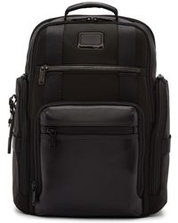 Tumi - Black Sheppard Deluxe Brief Pack® Backpack - Lyst