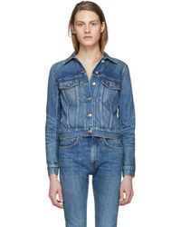 Brock Collection - Blue Denim Jessie Jacket - Lyst