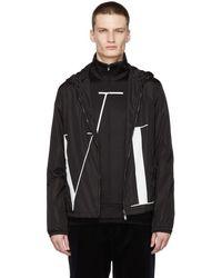Valentino - Black Vltn Jacket - Lyst