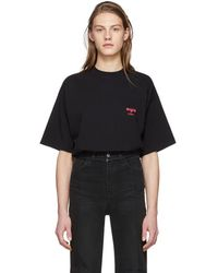 Vetements - Black Libra Horoscope T-shirt - Lyst