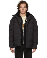 Norse Projects - Black Willum Down Jacket - Lyst