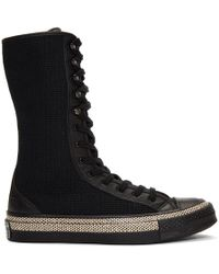 J.W.Anderson - Black Converse Edition Chuck Taylor 70 High-top Sneakers - Lyst