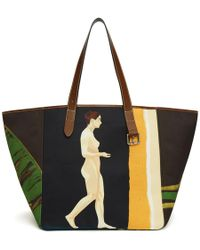 J.W.Anderson - Multicolour Palm Lady Belt Tote - Lyst