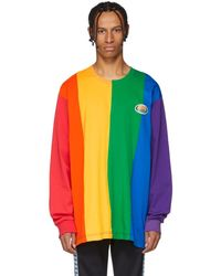 Xander Zhou - Multicolor Rainbow Sweatshirt - Lyst