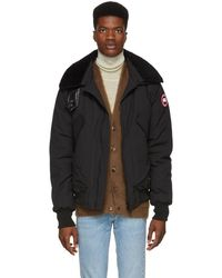 Canada Goose - Bromley Bomber Jacket - Lyst