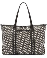 Pierre Hardy - Tricolor Perspective Cube Tote - Lyst
