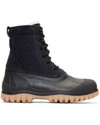 Diemme - Black Anatra Boots - Lyst