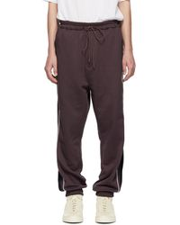 3.1 Phillip Lim - Purple Lounge Trousers - Lyst