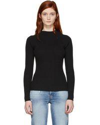 Won Hundred - Black Vega Sweater - Lyst