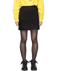 f255931600 Women's Off-White c/o Virgil Abloh Mini skirts On Sale - Lyst