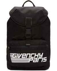 Givenchy - Black Fast Light 3 Backpack - Lyst