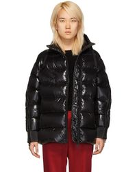 Moncler - Black Down Liriope Jacket - Lyst