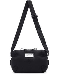 Maison Margiela - Black Two-way Glam Slam Bag - Lyst