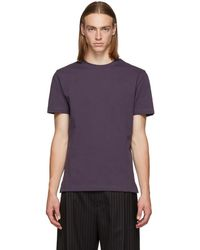 Lhomme Rouge - Purple Needs T-shirt - Lyst
