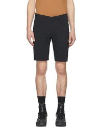 Arc'teryx - Black Voronoli Shorts - Lyst