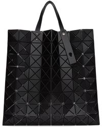 Bao Bao Issey Miyake - Black Lucent Tote - Lyst