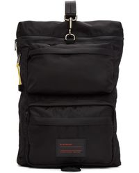 Givenchy - Black Ut3 Backpack - Lyst