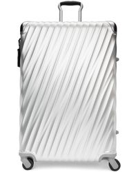 Tumi - Silver Aluminum Extended Trip Packing Suitcase - Lyst