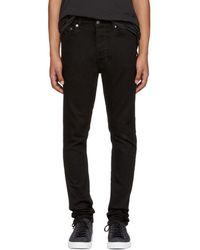 Ksubi - Black Chitch Laid Jeans - Lyst