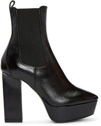 Saint Laurent - Black Vika Chelsea Boots - Lyst