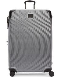 Tumi - Silver Latitude Worldwide Trip Packing Suitcase - Lyst