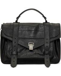 Proenza Schouler - Black Medium Ps1 Bag - Lyst