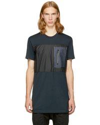 DIESEL - Black X Collection Gearless T-shirt - Lyst