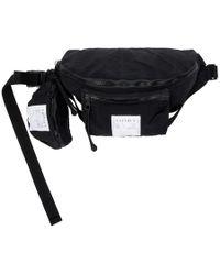 Satisfy - Black Post-run Belt Bag - Lyst