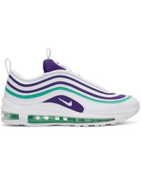 Nike - White Air Max 97 Ultra 17 Se Sneakers - Lyst
