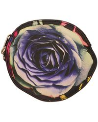 Paul Smith - Multicolour Collage Rose Pouch - Lyst