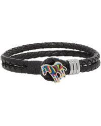 e9d9de259d007 Black Zebra Bracelet
