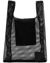 Neil Barrett - Black Large Supermarket Tote - Lyst